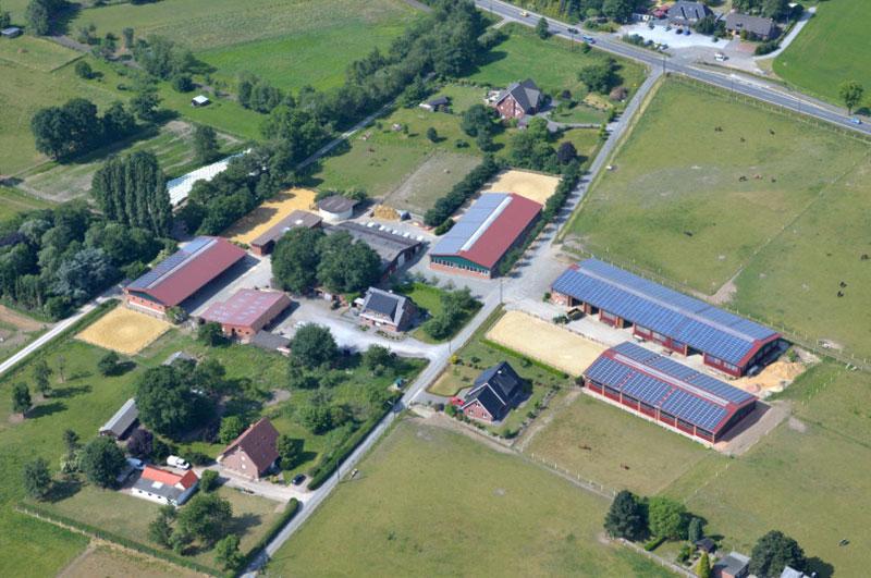 Reitanlage Fockenberg Bottrop-Kirchhellen