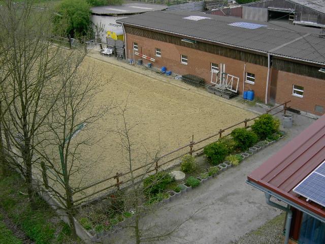 Reitanlage Fockenberg Außenanlage
